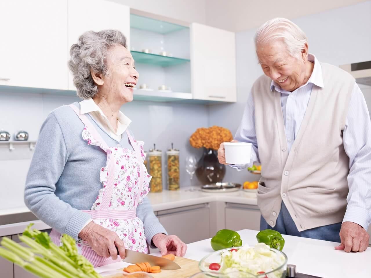 Ways to Keep Seniors Safe at Home